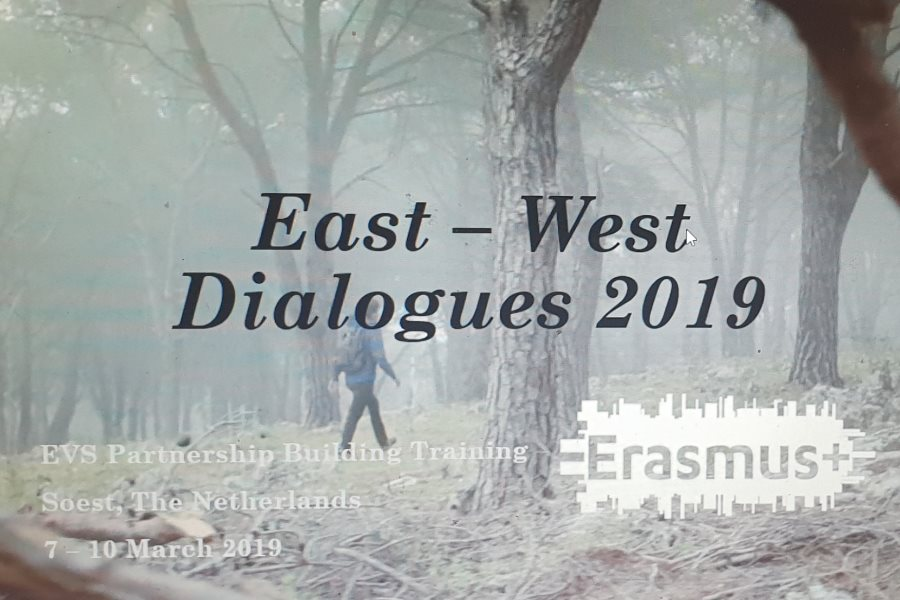 East West Dialogues - EVS Partnership Building Event