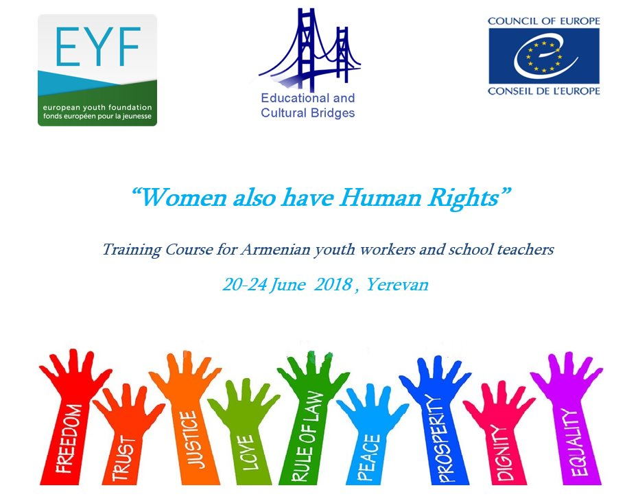 Training Course 'Women Also Have Human Rights'