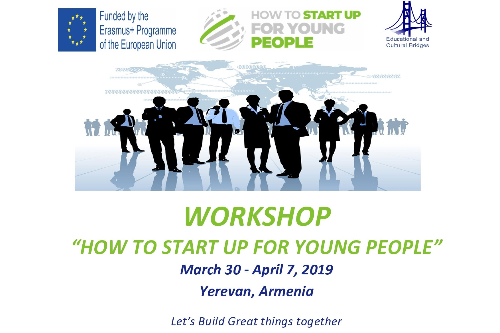 Workshop 'How to START UP for Young People'